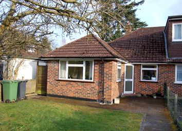 Thumbnail 2 bed semi-detached bungalow to rent in Connaught Road, Bagshot