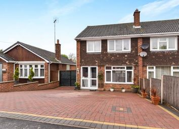 Thumbnail 3 bedroom semi-detached house for sale in St Leonards View, Polesworth, Tamworth, Warwickshire