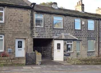 Thumbnail 3 bed terraced house for sale in Station Road, Steeton, Keighley