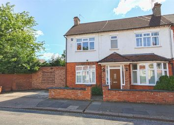 Thumbnail 3 bedroom end terrace house for sale in Clarence Avenue, Queens Park, Northampton