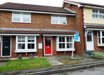 Thumbnail 2 bed terraced house to rent in Constable Close, Woodley