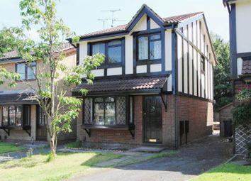 Thumbnail 3 bed detached house for sale in Cedar Close, Ashby-De-La-Zouch