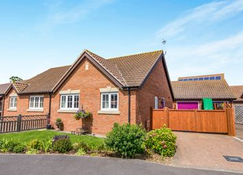 Thumbnail 2 bed semi-detached bungalow for sale in Harvest Way, Skegness