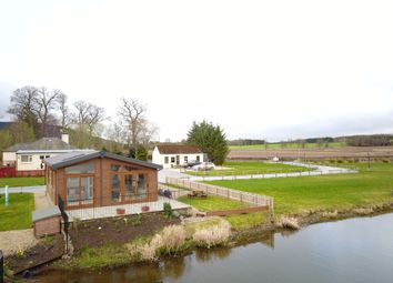 Thumbnail 2 bed lodge for sale in Loch Manor Park, Dunning, Perthshire