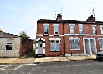 Thumbnail 3 bed end terrace house for sale in Oxford Street, Far Cotton, Northampton