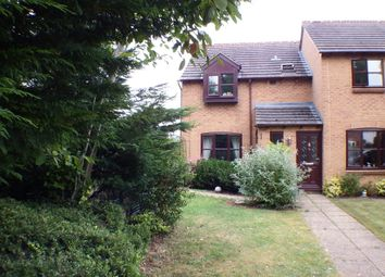 Thumbnail 3 bed semi-detached house for sale in Blackberry Close, Chippenham