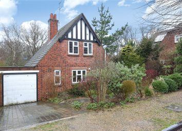 Thumbnail 3 bed detached house for sale in Highfield Road, Northwood, Middlesex