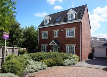 Thumbnail 4 bedroom detached house for sale in Murray Close, Leeds