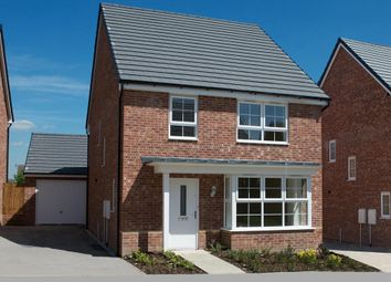 """Thumbnail 4 bed detached house for sale in """"Chesham"""" at Dearne Hall Road, Barugh Green, Barnsley"""