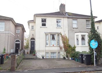 Thumbnail 2 bedroom flat to rent in Sussex Place, St Pauls, Bristol