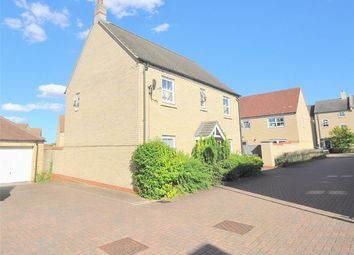 Thumbnail 4 bedroom detached house for sale in Christie Drive, Hinchingbrooke, Huntingdon, Cambridgeshire