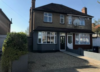 Thumbnail 3 bed semi-detached house to rent in Morden Gardens, Greenford