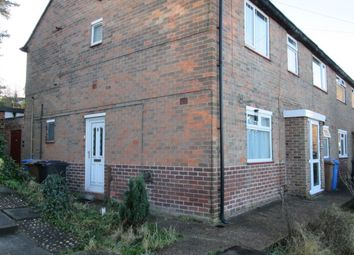 Thumbnail 2 bedroom flat to rent in St. Quentin Close, Derby