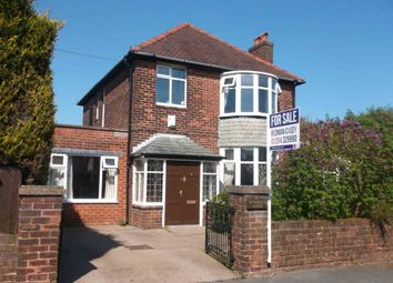 Thumbnail 4 bedroom detached house for sale in Springfield Road, Horwich, Bolton