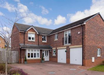 Thumbnail 5 bed detached house for sale in Wentworth Gardens, Jackton, Jackton