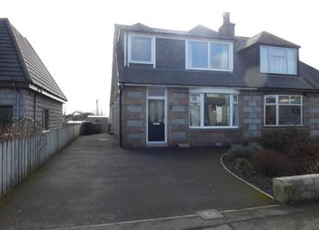 Thumbnail 3 bed semi-detached house to rent in Braeside Terrace, Aberdeen