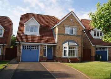 Thumbnail 4 bed detached house for sale in Linton, Killingworth, Newcastle Upon Tyne