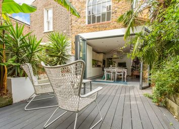 Thumbnail 3 bed end terrace house for sale in Tredegar Terrace, London