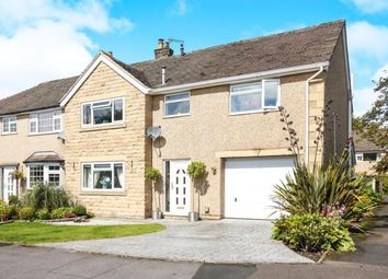 Thumbnail 4 bed semi-detached house for sale in Highland Close, Buxton, Derbyshire, High Peak