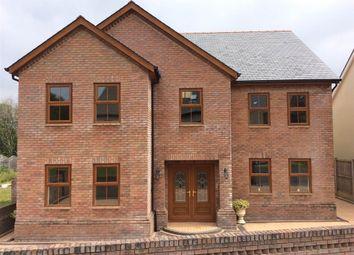Thumbnail 6 bed detached house for sale in Aber Llwchwr, Llangennech, Llanelli