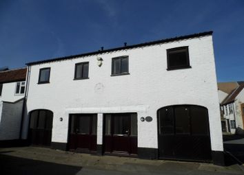 Thumbnail 2 bed end terrace house for sale in White Lion Court, Norfolk Street, King's Lynn