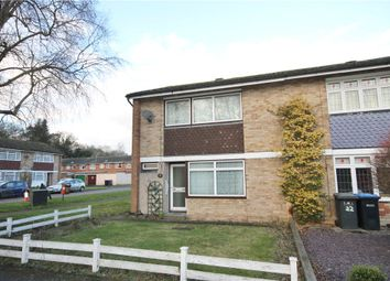 Thumbnail 3 bed end terrace house for sale in Cherrywood Avenue, Englefield Green, Surrey