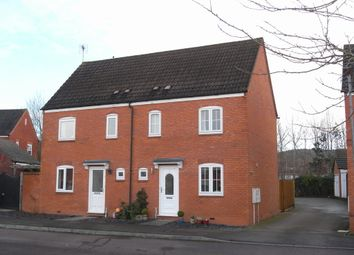 Thumbnail 3 bed semi-detached house to rent in Skippe Close, Ledbury