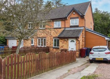 Thumbnail 3 bed semi-detached house for sale in Aberlady Crescent, Dundee
