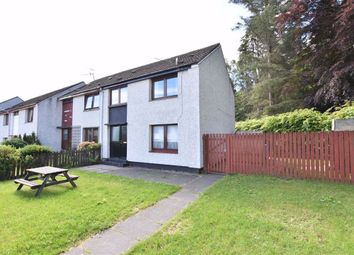 Thumbnail 3 bedroom semi-detached house for sale in Ord Terrace, Strathpeffer, Ross-Shire