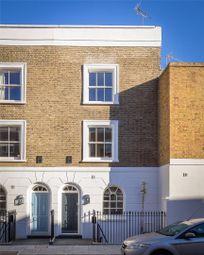 Thumbnail 3 bed terraced house for sale in St Lukes Street, Chelsea, London
