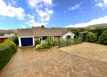 Thumbnail 3 bed detached bungalow for sale in Stevens Lane, Sidmouth, Devon