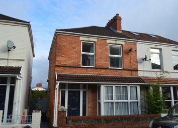 Thumbnail 3 bed semi-detached house to rent in Park Avenue, Mumbles, Swansea