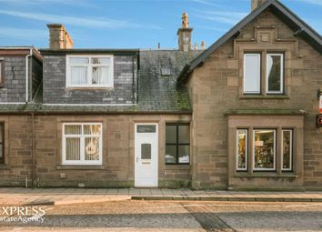 2 bed terraced house for sale in King Street, Inverbervie, Montrose, Aberdeenshire DD10