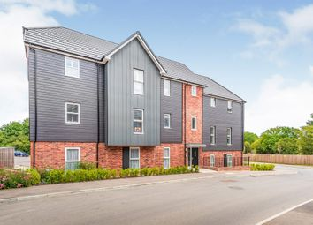 Thumbnail 2 bed flat for sale in Unicorn Way, Burgess Hill