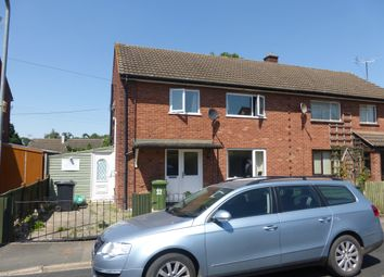 Thumbnail Semi-detached house for sale in Cedar Close, Moreton-On-Lugg, Hereford