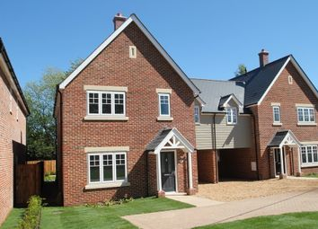 Thumbnail 4 bed link-detached house for sale in Warren Lane, Stanway, Colchester