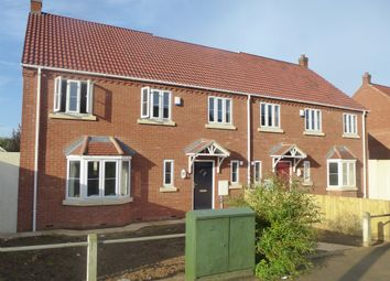 Thumbnail 4 bedroom semi-detached house for sale in Kirkgate Street, Walsoken, Wisbech