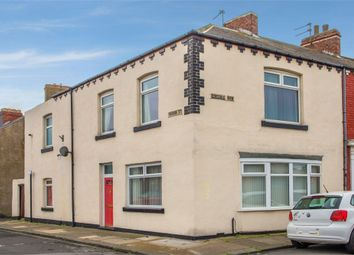 Thumbnail 3 bed end terrace house for sale in Birdsall Row, Redcar, North Yorkshire
