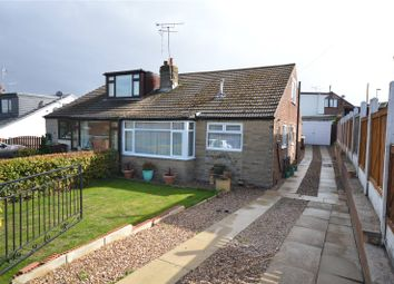 Thumbnail 3 bed semi-detached bungalow for sale in Brandy Carr Road, Kirkhamgate, Wakefield, West Yorkshire