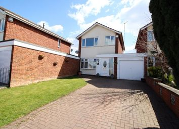 Thumbnail 3 bed detached house for sale in Orkney Close, Nuneaton