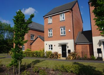 Thumbnail 4 bed detached house for sale in Girton Way, Mickleover, Derby
