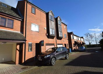 Thumbnail 2 bed terraced house to rent in Halyard Croft, The Marina, Hull