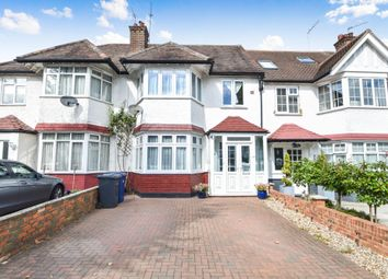 Thumbnail 3 bed terraced house to rent in Mayfield Avenue, North Finchley
