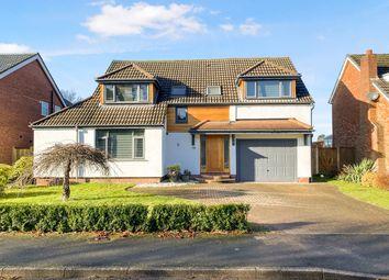 4 bed detached house for sale in Wilton Crescent, Alderley Edge SK9