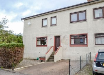 Thumbnail 3 bedroom flat for sale in Lyneburn Crescent, Dunfermline
