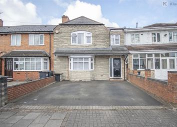 Thumbnail 4 bed end terrace house for sale in Edgcombe Road, Hall Green, Birmingham