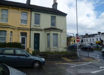 Thumbnail 1 bed flat for sale in St. Judes Road, Plymouth