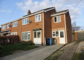 Thumbnail 4 bed semi-detached house for sale in Overdale Road, Romiley, Stockport
