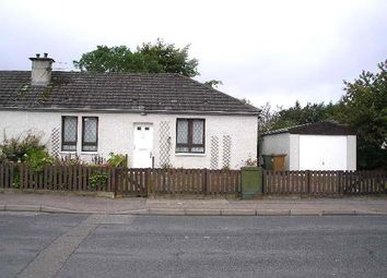 Thumbnail 2 bedroom semi-detached bungalow to rent in Bruce Gardens, Inverness