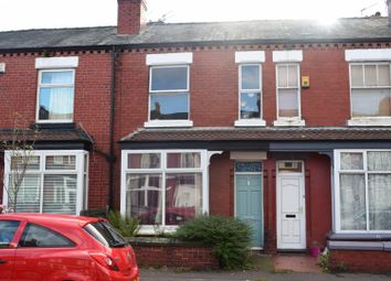 Thumbnail 4 bedroom terraced house to rent in Norwood Avenue, Didsbury, Manchester